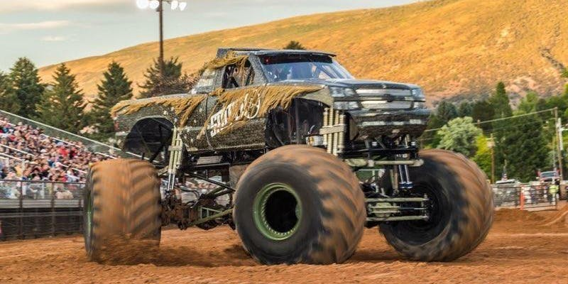 Monster Truck Racing League June 20th 2020 Chaffee County Fair And Rodeo